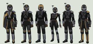 Star Wars - House Folkvor Mandalorians