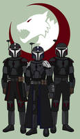 Star Wars OC - Shin Fenri