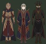 Fantasy Elven Armor Art