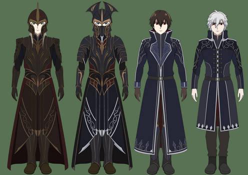 Fantasy Character Concept Art