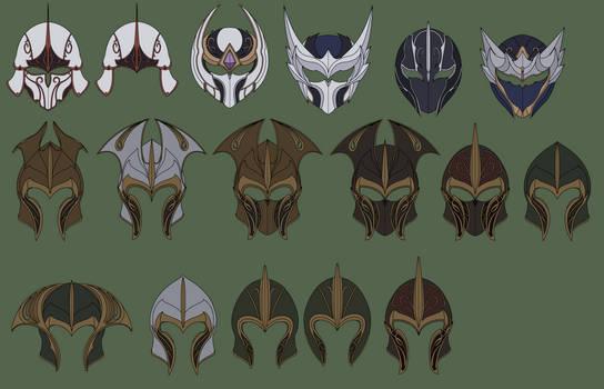 Fantasy Helmets 2020 - 2021