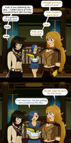 Quicksave   RWBY vs. Tumblr by CyberSamurai270