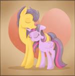 Lovey Dovey Cuddle