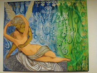 Eros and psique by TulasiStocker
