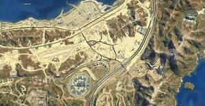 Grand Theft Auto V: Sandy Shores