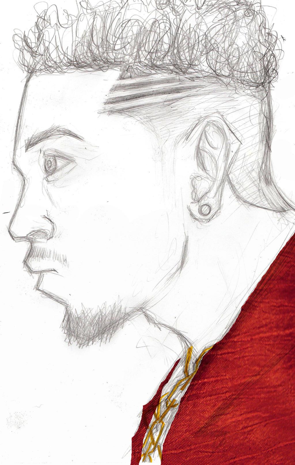 King Kendrick by DeviantBoss