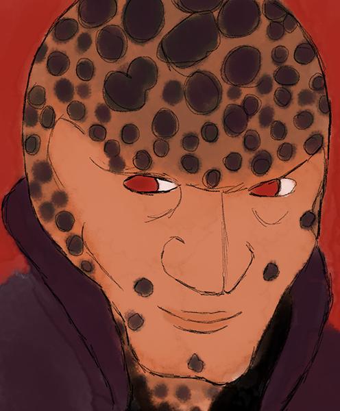 G'Kar by devilyoudont