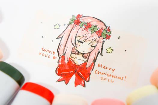 late merry christmas uvu