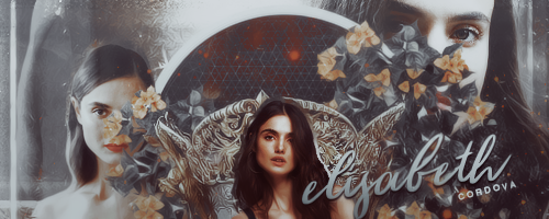 Elisabeth Cordova by Sixxtear