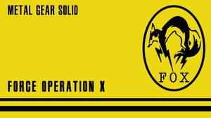 Metal Gear Solid - Chocolate Crunch (FOX)