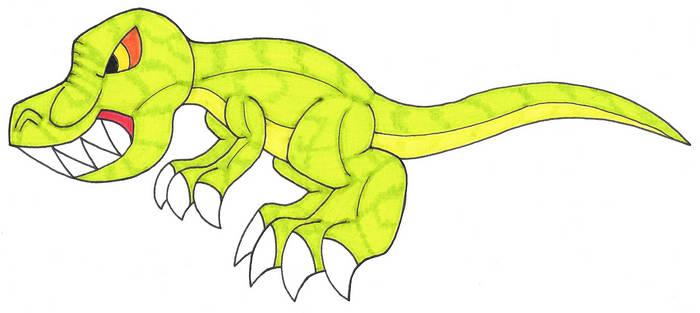 Tyannosaurus