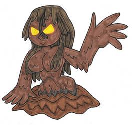 Murk Monster Girl