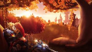 The Return - World of Warcraft by ginnypinnyart