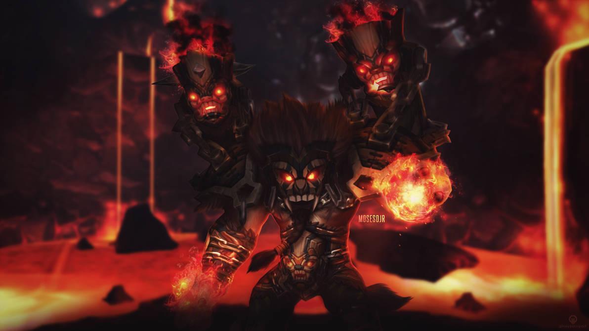Mosesdjr Wallpaper - World of Warcraft