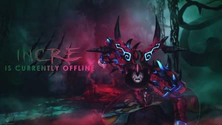 iNCRE Offline Image - World of Warcraft by ginnypinnyart
