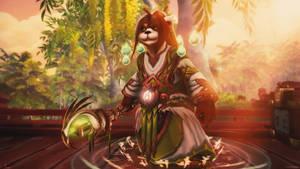 Jianhuren Wallpaper - World of Warcraft
