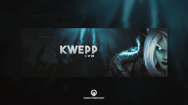 Kwepp Twitter Banner - World of Warcraft