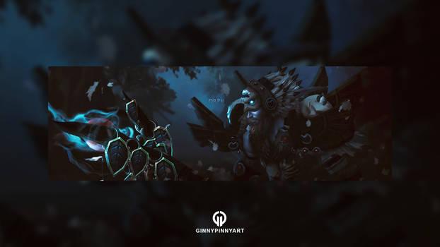 Orph Twitter Banner - World of Warcraft