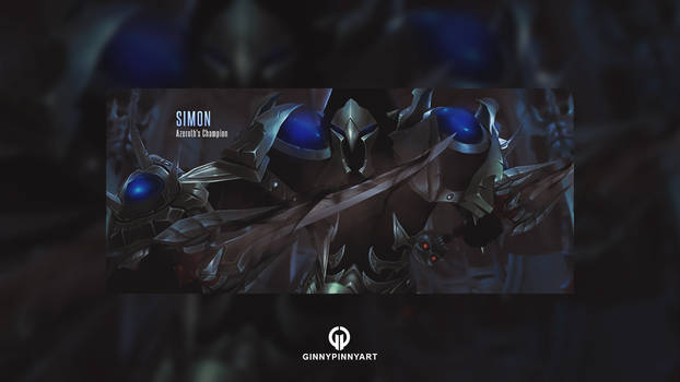 Simon Facebook Banner - World of Warcraft