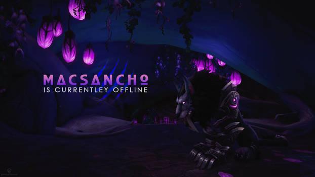 World of Warcraft Twitch Offline Image