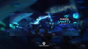 World of Warcraft Feral Twitter Banner