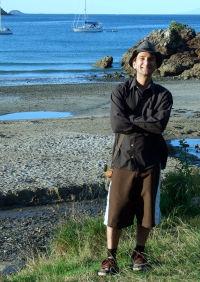 Me at Waiheke Island