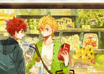 hypmic-grocery shopping