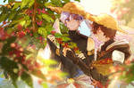 [GBF] Harvesting coffee, with you by naoyatoudo