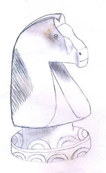 Sketch of Knight