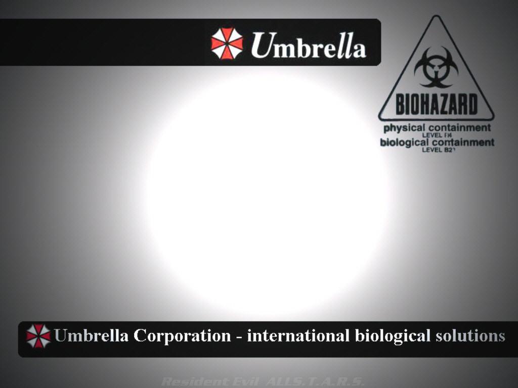 Umbrella Corporation Desktop