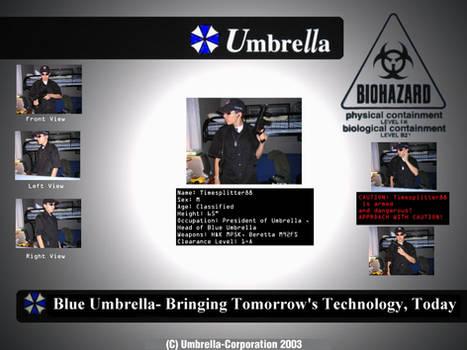 Blue Umbrella ID