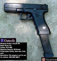 Glock 18c Profile