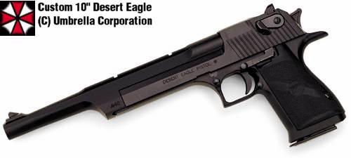 Custom Desert Eagle 10'