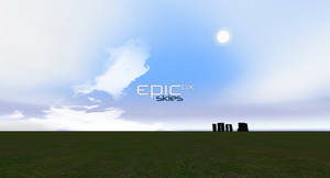 Epic Skies: Day by trybutfail