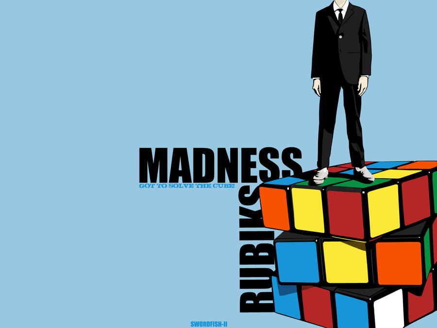 Rubik's Madness by swordfishll
