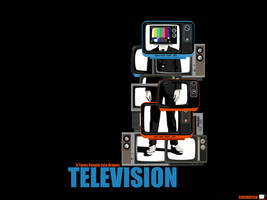 Television. by swordfishll