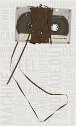 Cassette Vector by swordfishll
