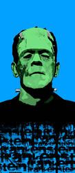 Frankenstein by swordfishll