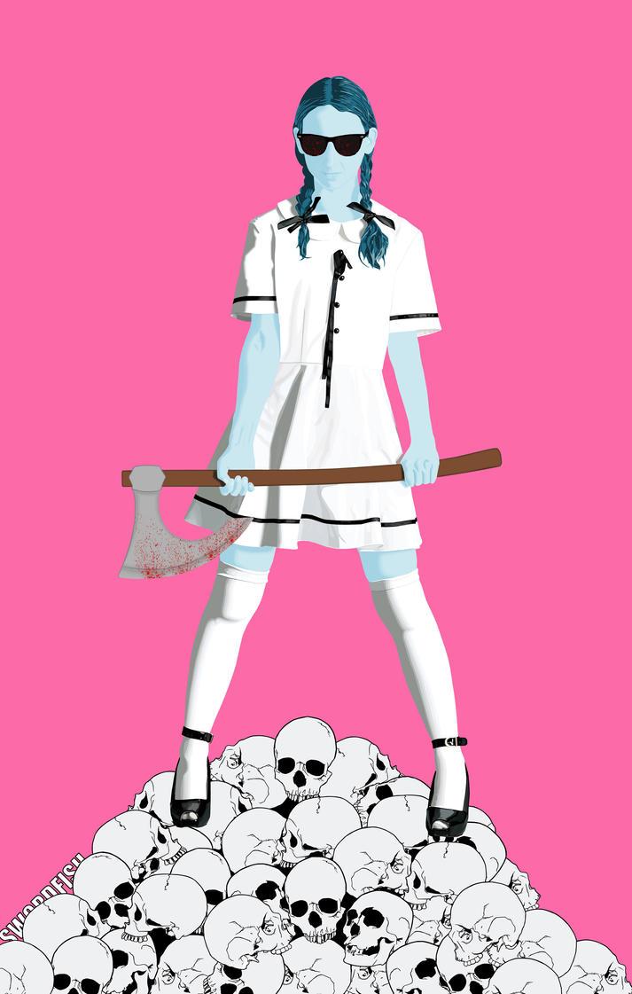 Any More Zombies To Kill? by swordfishll