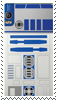 the R2-D2 Stamp by wPeace
