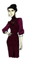 Auntie Regina by ae11ea