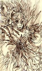 La princesse electrique
