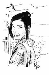 japan aya ueto by batblues