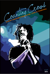 Counting Crows by batblues