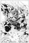 Hulk inks