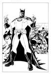 Batman Inc inks