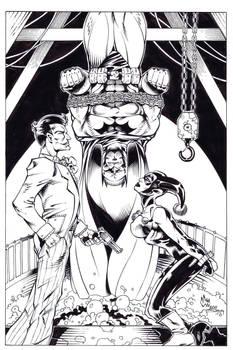 Bats and Joker