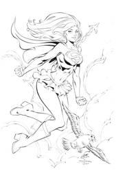 Supergirl WWC