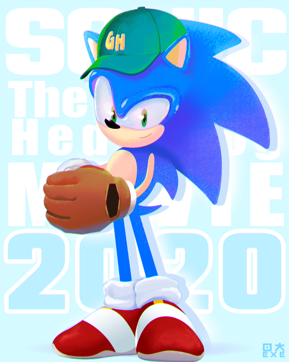 Sonic The Hedgehog Movie 2020 February By Epigastrium Exe On Deviantart