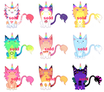 UniCat Adoptable Sheet 07 [CLOSED] by mouldyCat